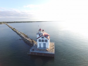 Lighthouse from the North